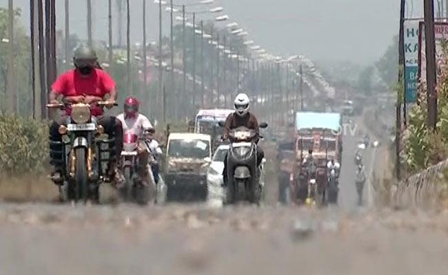 Mercury Rises Further In Odisha, Titlagarh Records Season's Hottest Day At 45.8 Deg Celsius