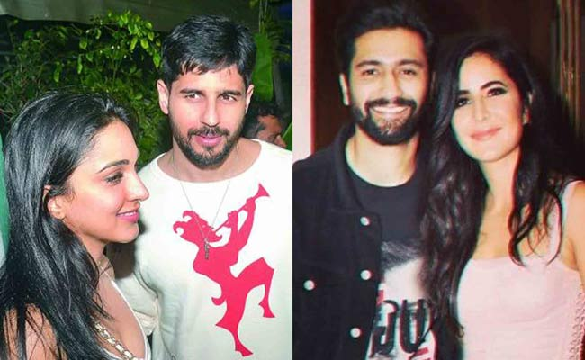 Kiara Advani & Sidharth Malhotra, Athiya Shetty & KL Rahul, Katrina Kaif & Vicky Kaushal: Who Will Make Their Affair Public In 2020?