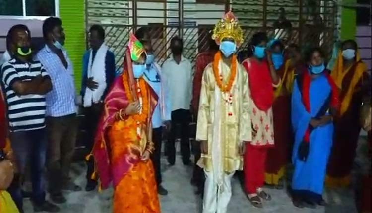 Odisha Couple Who Eloped Ties Knot After 14-Day Quarantine Following Return From Gujarat