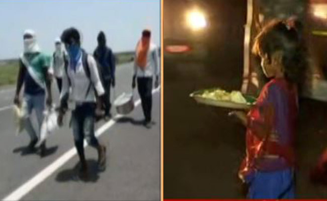 Hunger Crisis A Double Whammy For Migrants During COVID-19 Lockdown