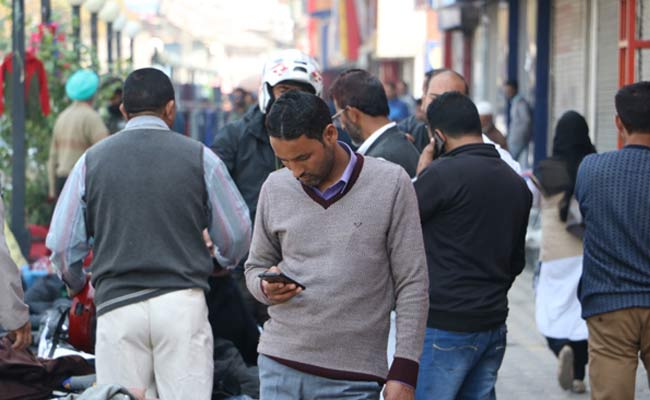 Mobile Phone Ban in COVID-19 hospital