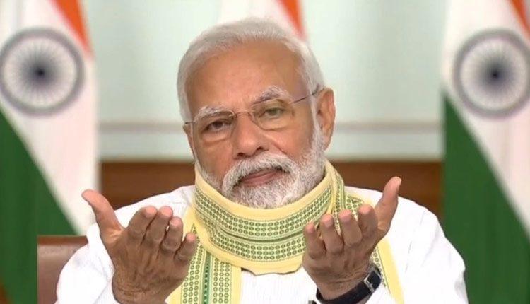 Pm Modi writes open letter