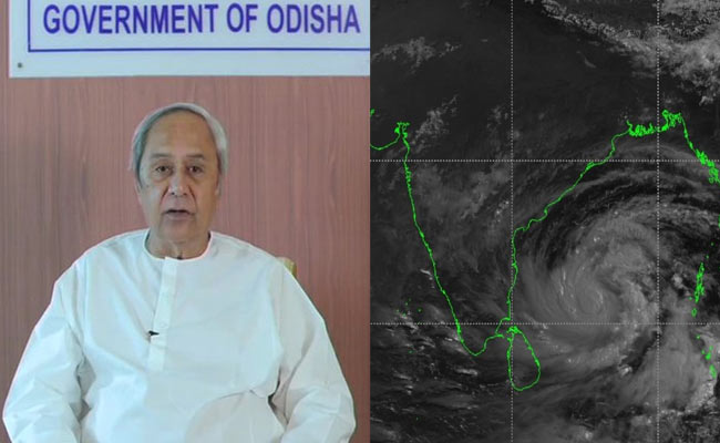 CM Naveen Patnaik sets zero casualty target for Amphan cyclone amidst COVID-19 battle