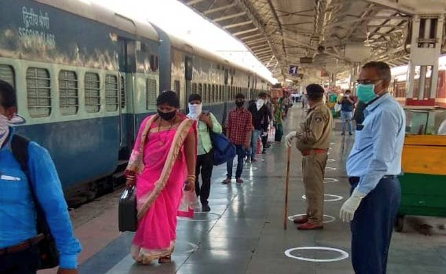 COVID19 Impact- Odisha government cancels trains carrying Surat Returnees