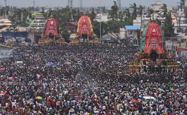 Puri Rath Yatra Seems Unlikely This Year- Srimandir Servitors
