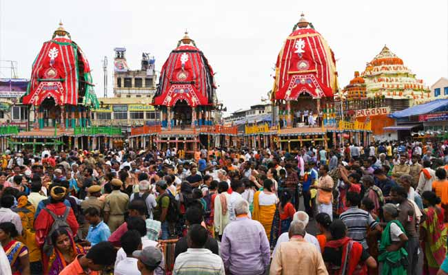 Rath Yatra Chariot Construction Can Begin, Govt Approval Awaited: Puri Srimandir Managing Committee