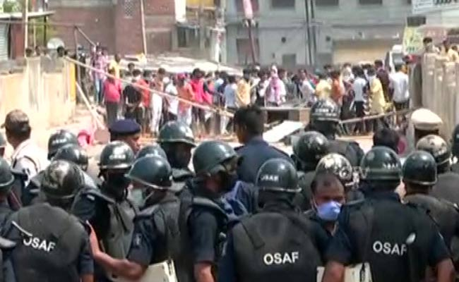 Rourkela Residents Clash With Police Demanding Decontainment of COVID Zones