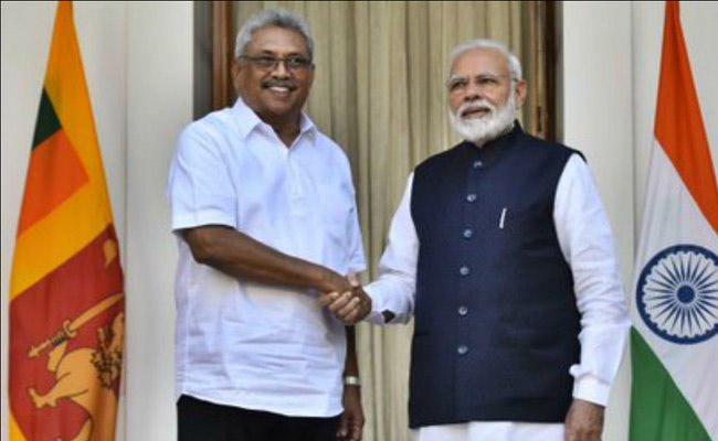 Sri Lanka seeks USD 1.1 bn currency swap facility from India