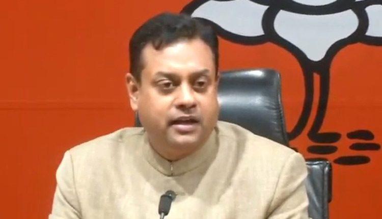BJP leader Sambit Patra hospitalised after COVID-19 symptoms