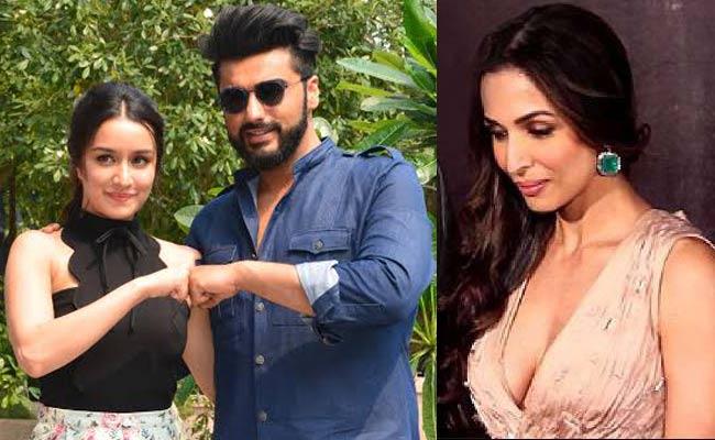 Shraddha Kapoor & Arjun Kapoor Bonding Worries Malaika Arora?