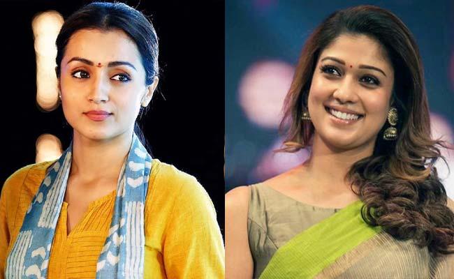 Image Result For Nayanthara , Trisha