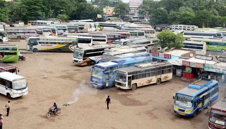 Private Buses To Run In Odisha From Tomorrow