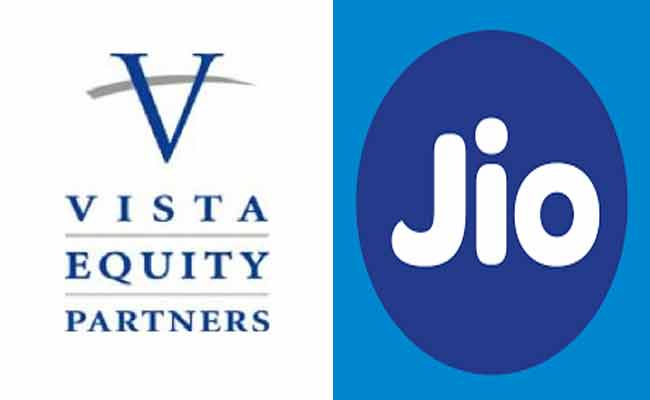 Vista Equity Partners to buy 2.32 pc stake in Jio Platforms for Rs 11,367 cr