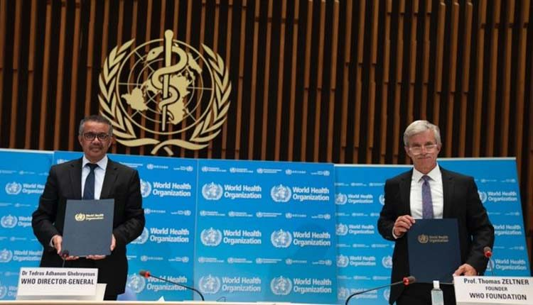 WHO creates foundation to support critical health needs