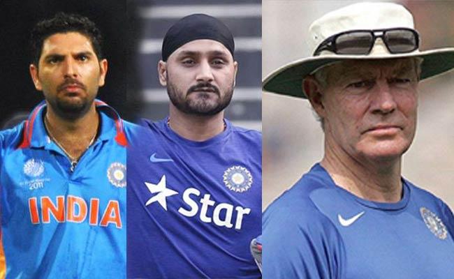 After Harbhajan, Yuvraj Singh Slams Former Coach Greg Chappell