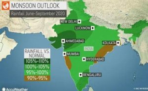 2020 Monsoon Forecast