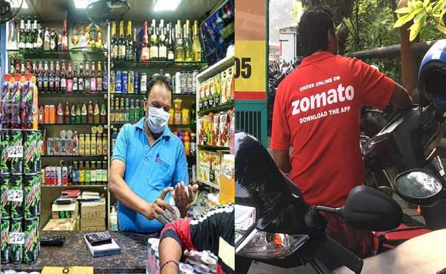 Zomato begins alcohol home delivery in Odisha