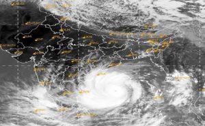 Cyclone Amphan in BoB
