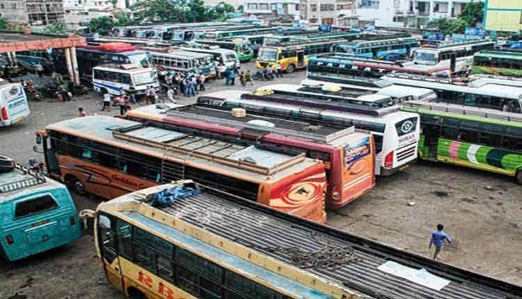 bus fare in odisha