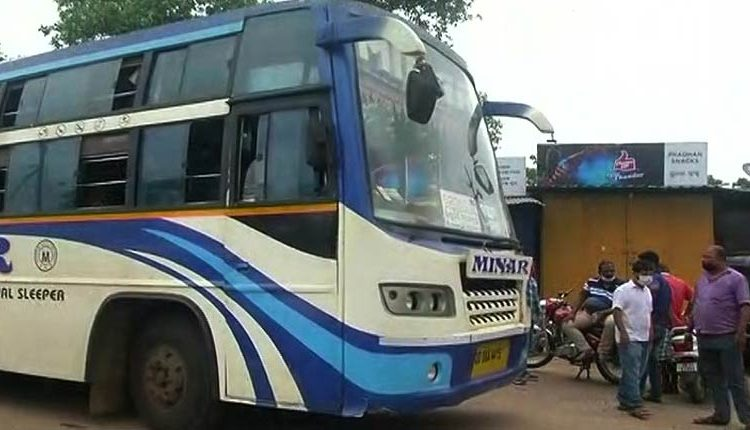 bu services resume in Odisha