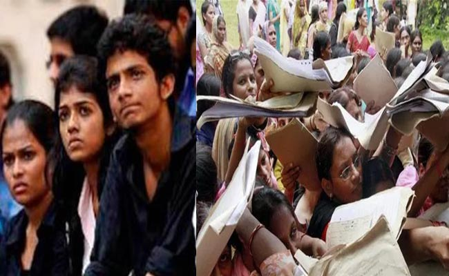 High Unemployment Rate in Odisha