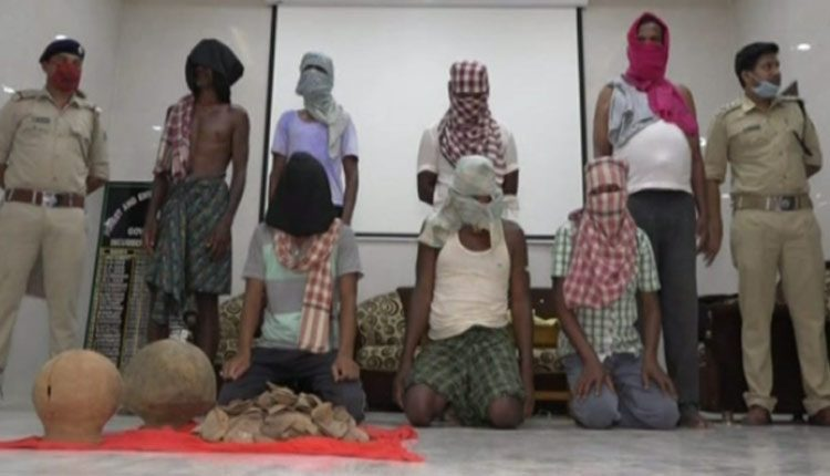 Ex-Sarpanch Among Seven Arrested For Smuggling Pangolin Scales In Odisha
