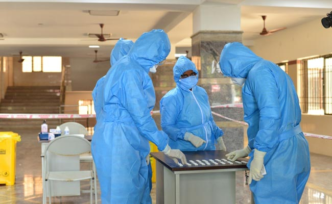 Covid-19: Rapid Antigen Tests In Ganjam, Cuttack From Today