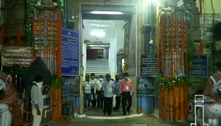 ASI Begins Inspection Of Puri Jagannath Temple Precincts