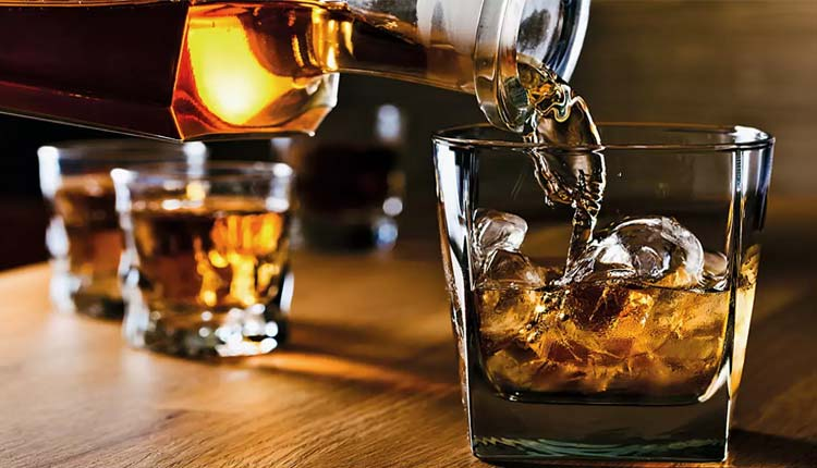 Even 40ml Liquor Daily May Put You At Death Risk