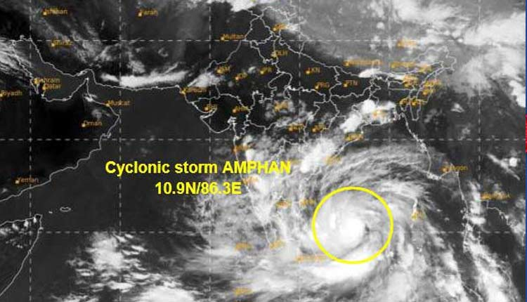 WMO lauds IMD for its accurate prediction of Cyclone Amphan