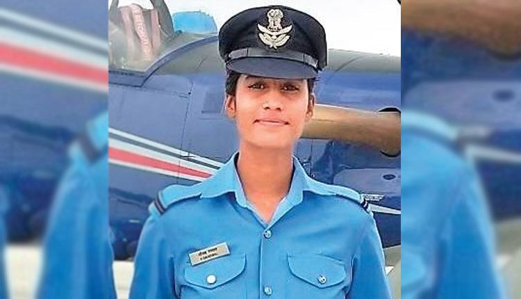 Sky Is The Limit: Tea Seller's Daughter Becomes IAF Officer
