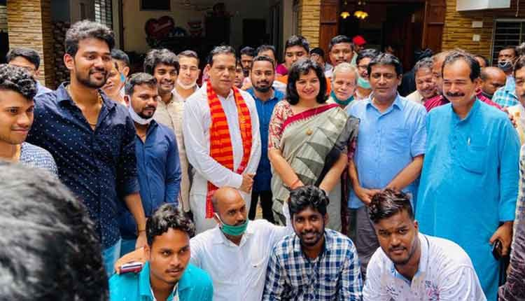 BJP MP Aparajita Sarangi Fined For Violating Social Distancing Norms