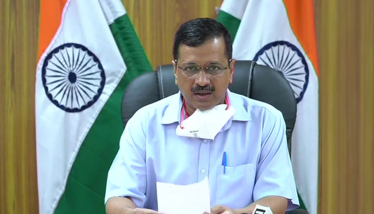 Arvind Kejriwal goes into self-quarantine,will get tested for COVID-19