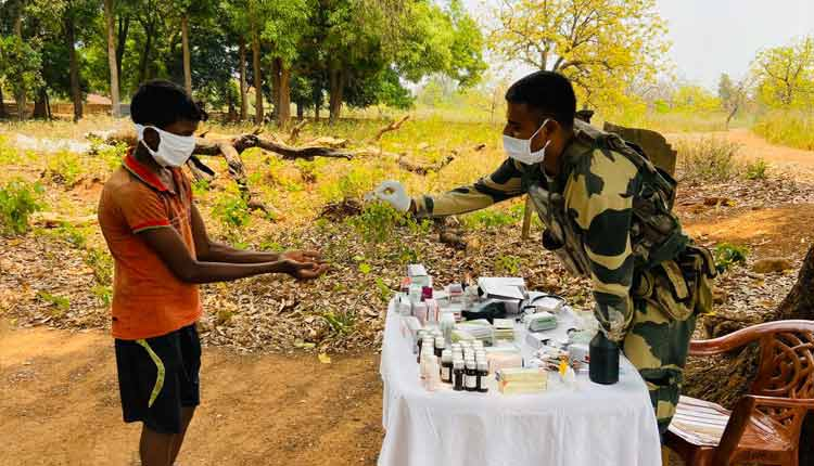Coronavirus: 29 More BSF Personnel Infected With Covid-19 In Odisha