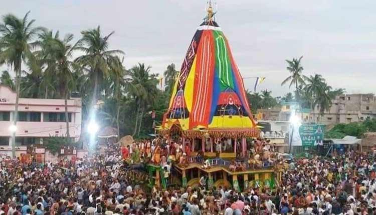 Baladevjew Kendrapara Rath Yatra cancelled