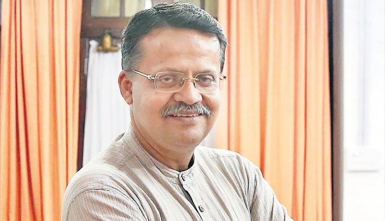 Odisha MP Bhartruhari Mahtab