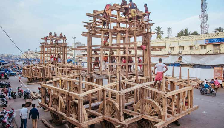 Puri Rath Yatra: Consider Deploying Machinery, Elephants To Pull Chariots, HC Tells Odisha Govt