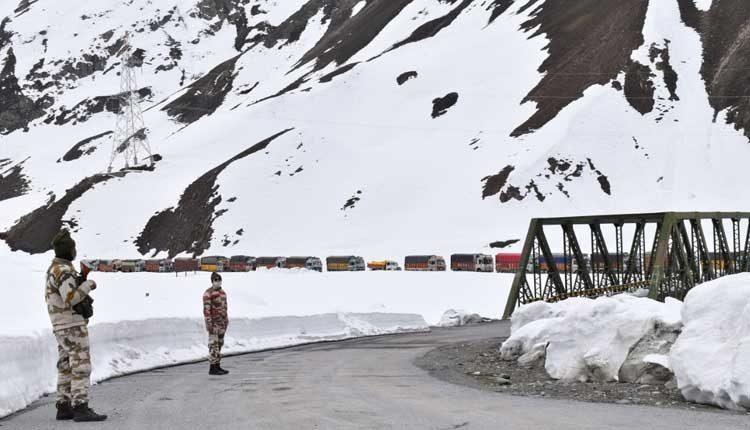 China Runs War Propaganda Against India Over Ladakh