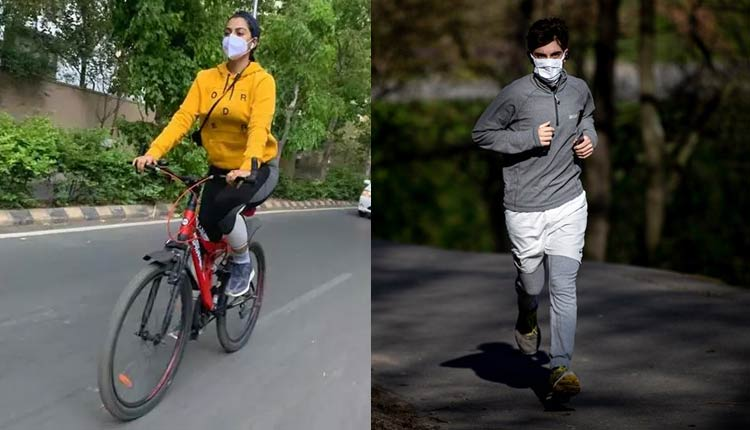 Jogging Or Cycling With A Mask? Here Are Important Things To Know