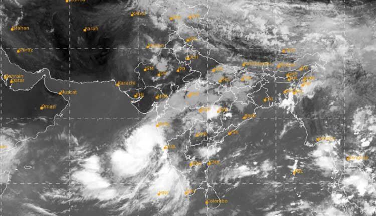 Cyclone 'Nisarga': Storm activity intensifies in Arabian Sea