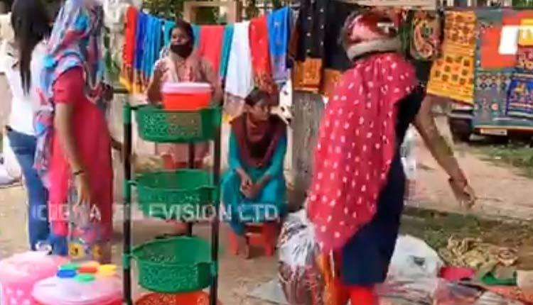 Bhubaneswar Pavement Sellers