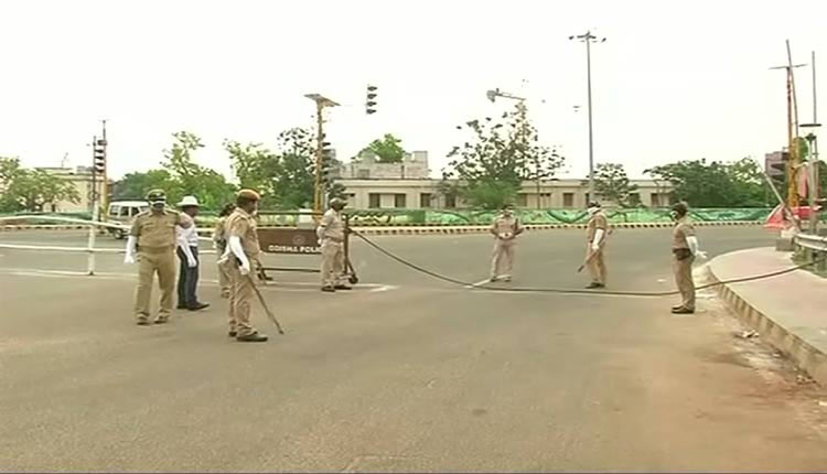 COVID-19: Complete 3-Day Shutdown In Parts Of Gajapati As Cases Spike