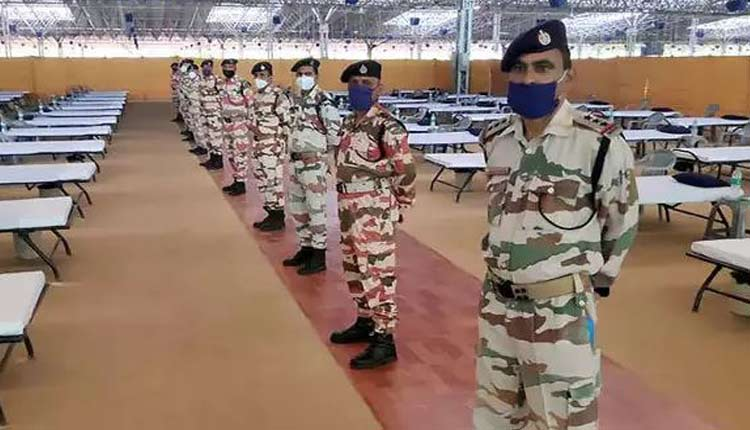 ITBP Takes Over Largest COVID-19 Care Center In Delhi As Cases Surge