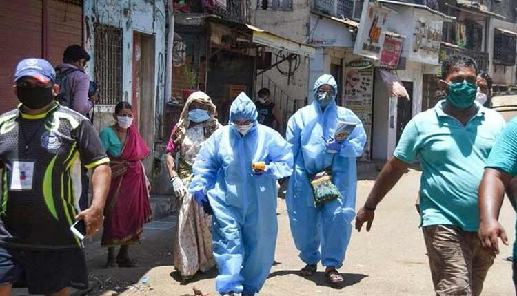 India records 9971 COVID-19 cases in last 24 hrs,