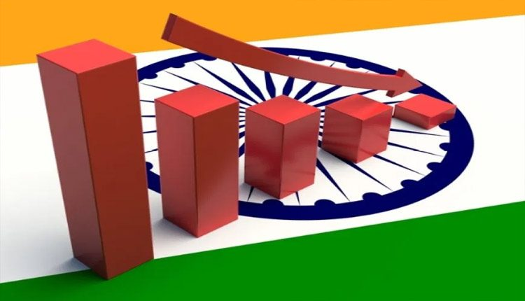 India's Economy To Shrink By 3.2% In 2020-21