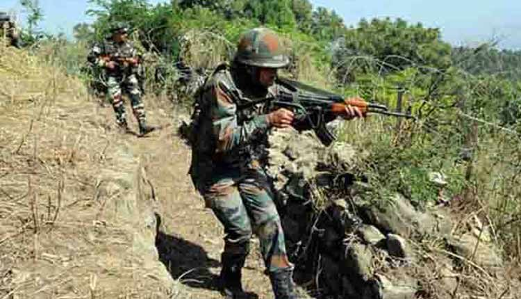 Five Militants Killed In Encounter With Security Forces In J&K