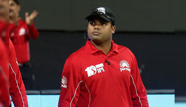 Indian Umpire Nitin Menon Becomes Youngest To Enter ICC Elite Panel