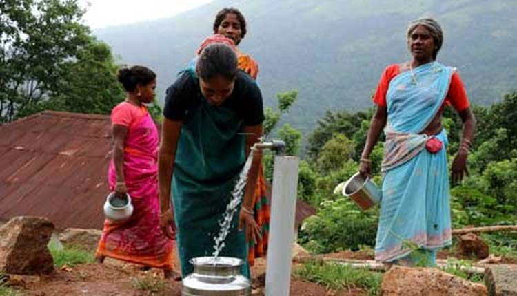 Odisha gets Rs 812 crore under 'Jal Jeevan Mission'