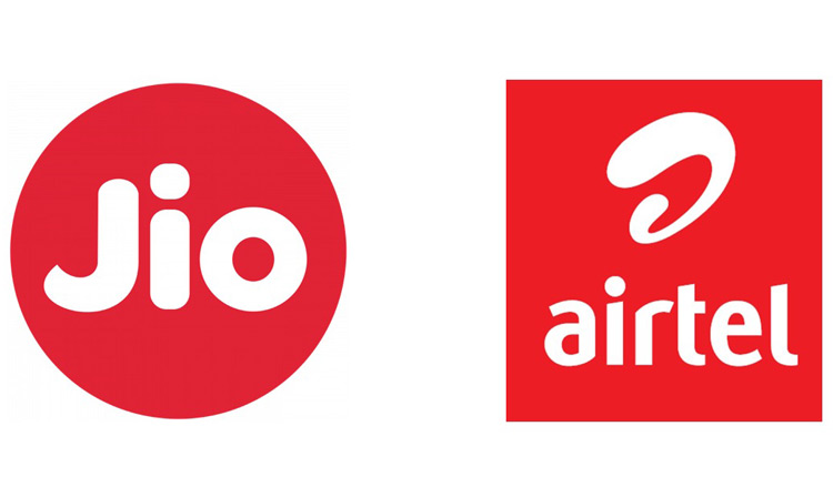 Jio Tops Race Adding 62 Lakh New Users, Airtel Adds 9 Lakh