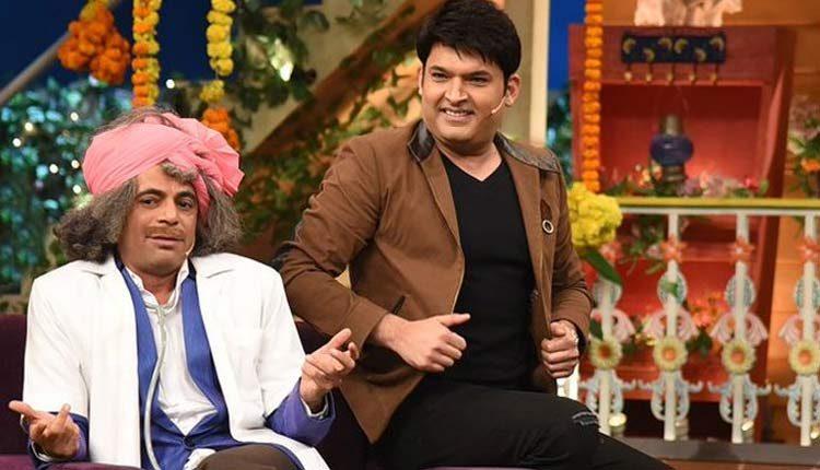 Reunion Of Kapil Sharma And Sunil Grover On The Show?